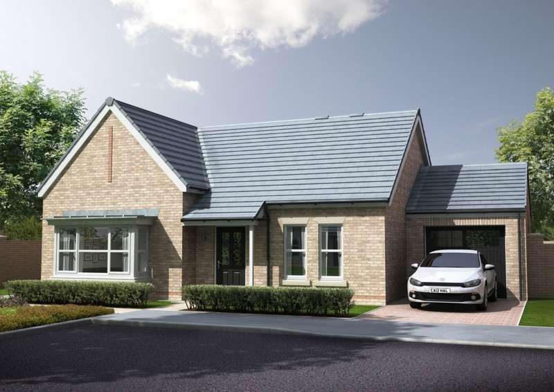 2 Bedrooms Bungalow for sale in Cottier Grange, Prudhoe, NE42