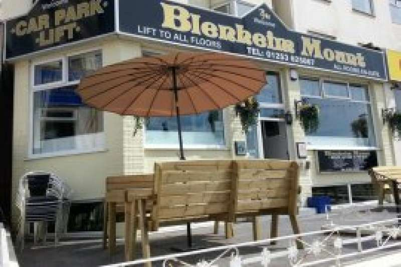 30 Bedrooms Hotel Gust House for sale in Promenade, Blackpool, FY1 5DL