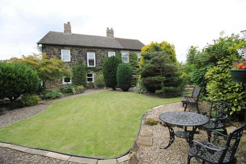 5 Bedrooms Detached House for sale in South Farm, Cramlington, Northumberland