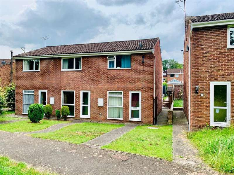 2 Bedrooms End Of Terrace House for sale in Brook End, Longhope