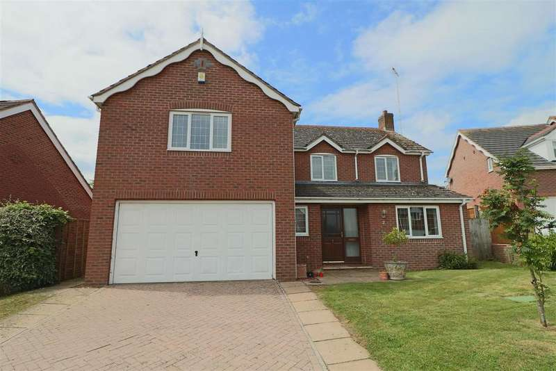 4 Bedrooms House for sale in Sawyers Rise, Ashleworth, Gloucester