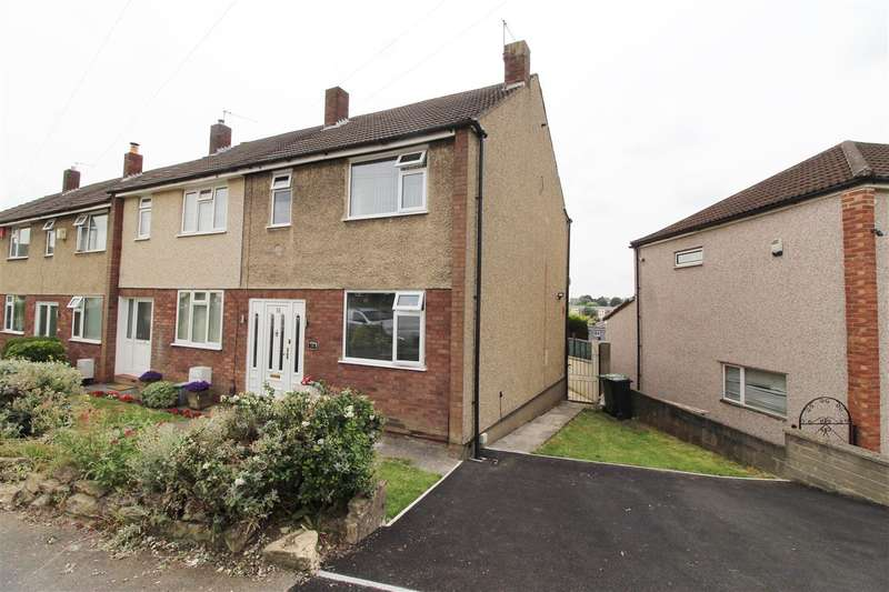 3 Bedrooms End Of Terrace House for sale in Cotswold View, Bristol