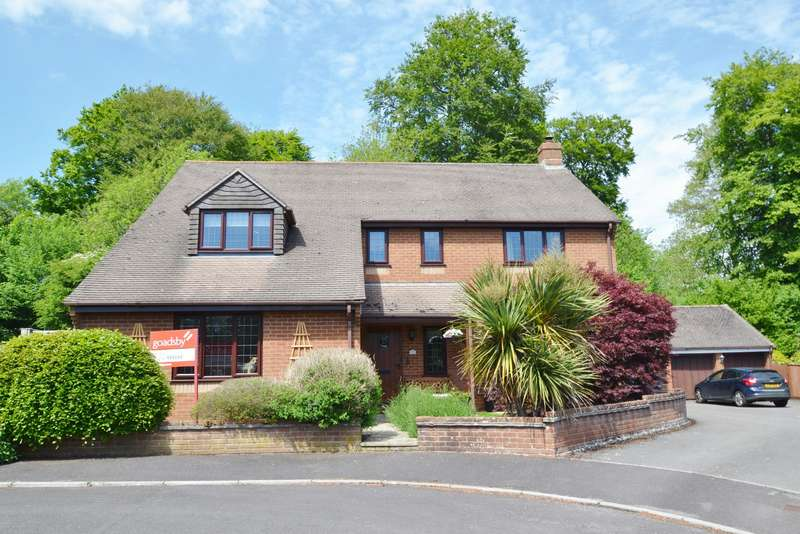 5 Bedrooms Detached House for sale in Winterborne Whitechurch