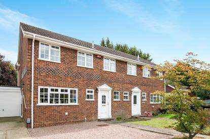 3 Bedrooms Semi Detached House for sale in Campion Road, Westoning, Beds, Bedfordshire