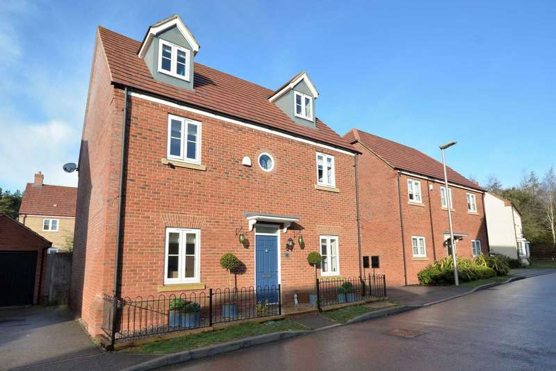 5 Bedrooms Detached House for sale in Oxley Park