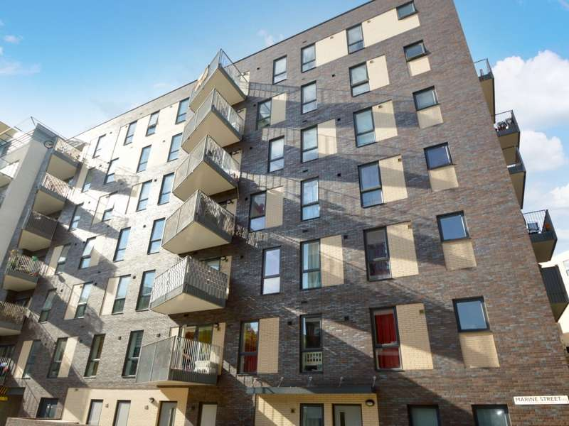 3 Bedrooms Maisonette Flat for sale in Marine Street, Bermondsey SE16