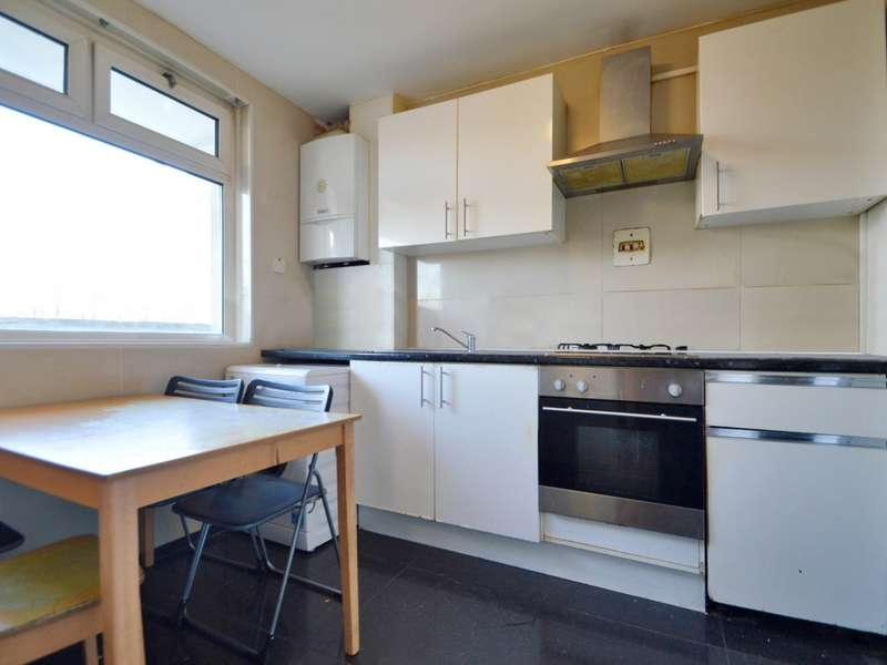 3 Bedrooms Maisonette Flat for sale in Candy Street, Bow E3