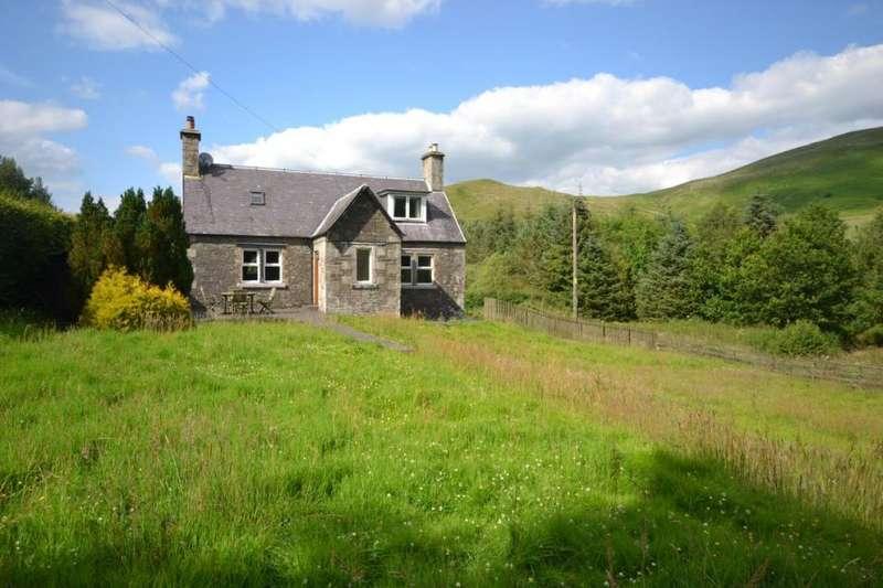 3 Bedrooms Cottage House for sale in Linhope cottage, Linhope Hawick, TD9 0LW
