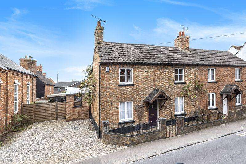 3 Bedrooms Semi Detached House for sale in Saunders Piece, Ampthill