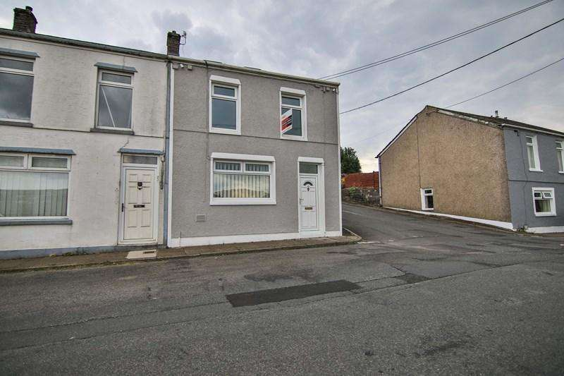 3 Bedrooms End Of Terrace House for sale in Whitworth Terrace, Tredegar