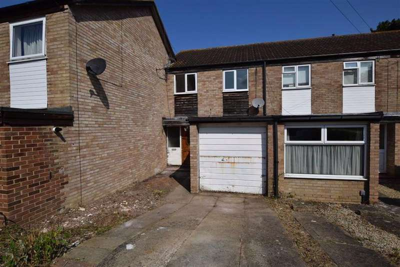 3 Bedrooms Terraced House for sale in Filbert Close, Abbeydale, Gloucester, Gloucester