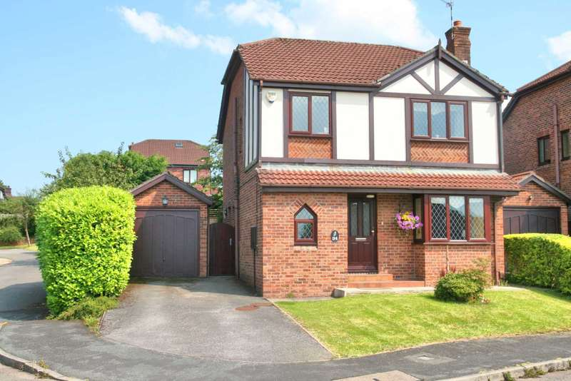 4 Bedrooms Detached House for sale in Barnside Way, Tytherington