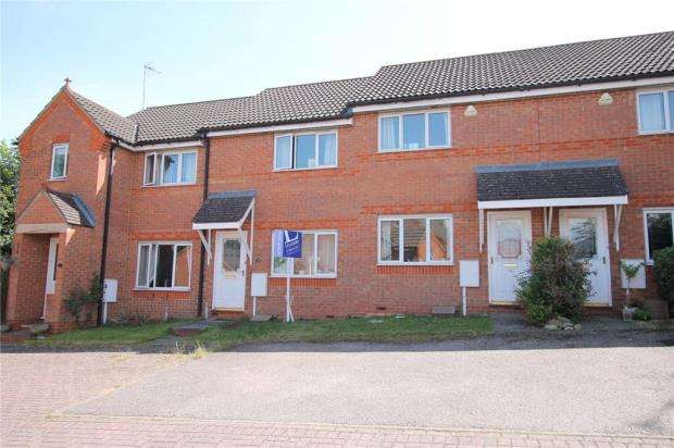2 Bedrooms Terraced House for sale in Clover End, Buckingham, Buckinghamshire