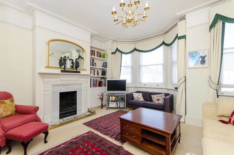 3 Bedrooms Flat for rent in Alwyne Road, Wimbledon, SW19