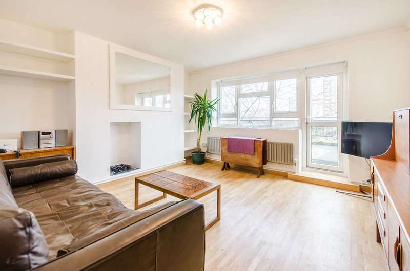 2 Bedrooms Flat for sale in Friary Estate, Peckham, SE15