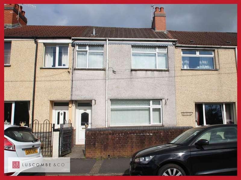 3 Bedrooms House for rent in Glyn Gaer Road, Glyn Gaer, Hengoed