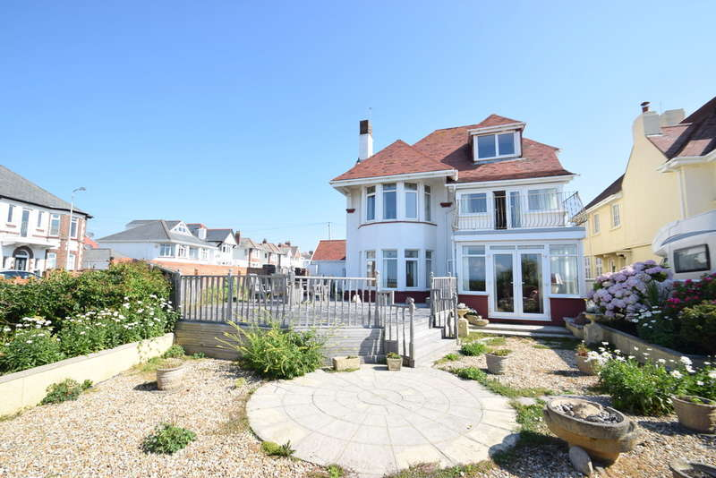 6 Bedrooms Detached House for sale in Moon Dance, 34 West Drive, Porthcawl, Bridgend County Borough, CF36 3HS