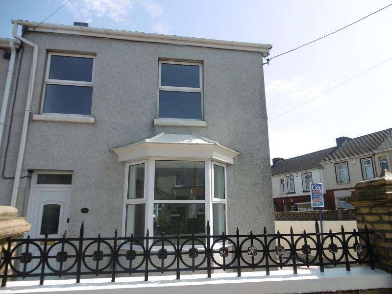 3 Bedrooms End Of Terrace House for sale in Brynheulog Street, Ebbw Vale, Blaenau Gwent.