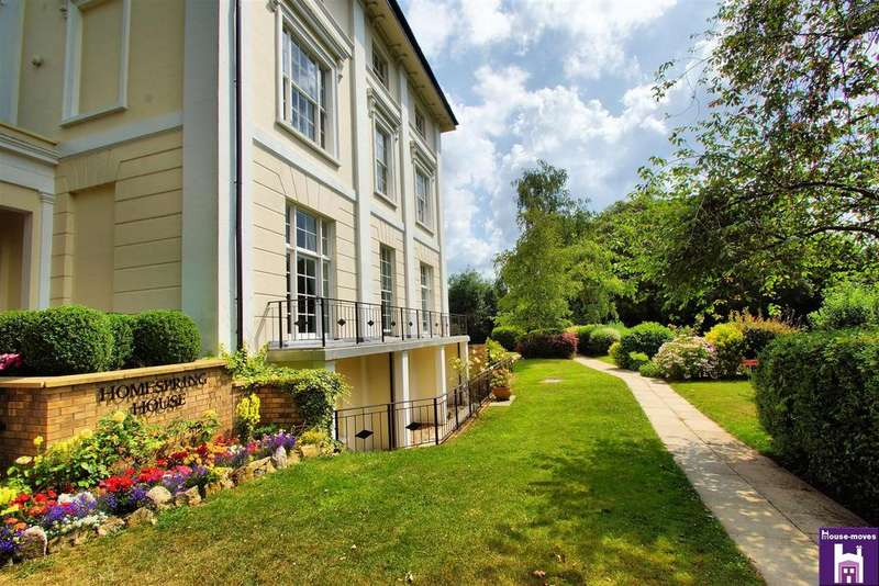 1 Bedroom Apartment Flat for sale in Pittville Circus Road, Cheltenham