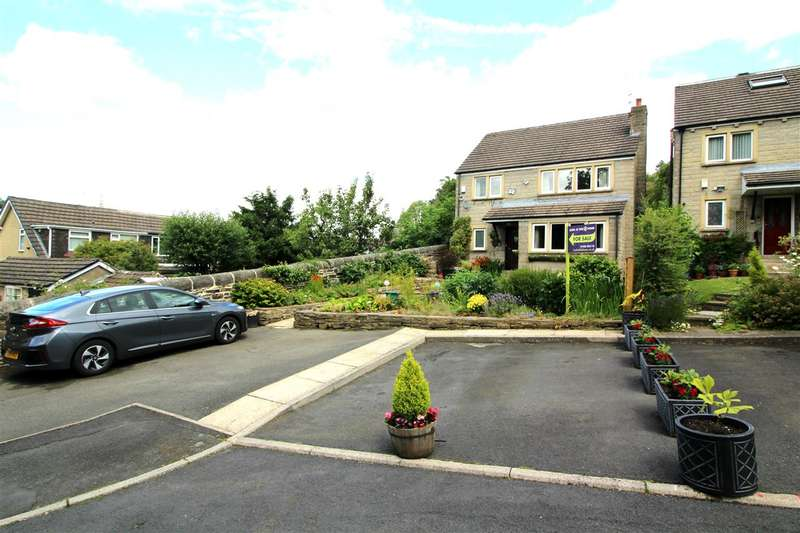 5 Bedrooms Detached House for sale in Ableden, 22 School Close, Sowerby Bridge