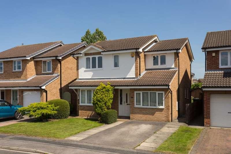 4 Bedrooms Detached House for sale in Stubden Grove, York, YO30