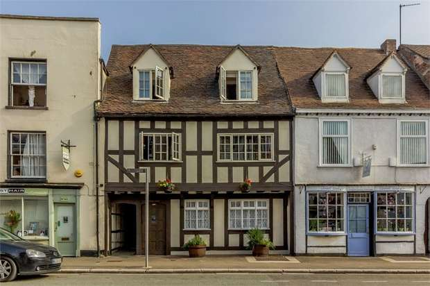 2 Bedrooms Maisonette Flat for sale in 66 Barton Street, Tewkesbury, Gloucestershire