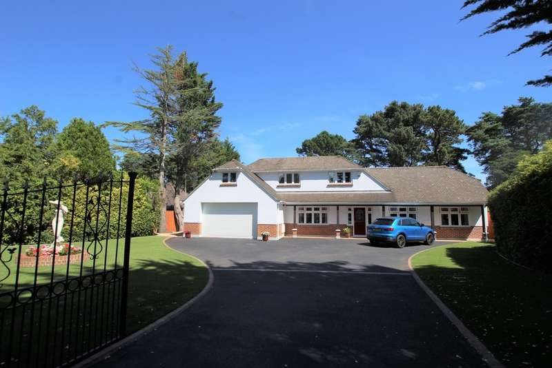 4 Bedrooms Chalet House for sale in Ferndown
