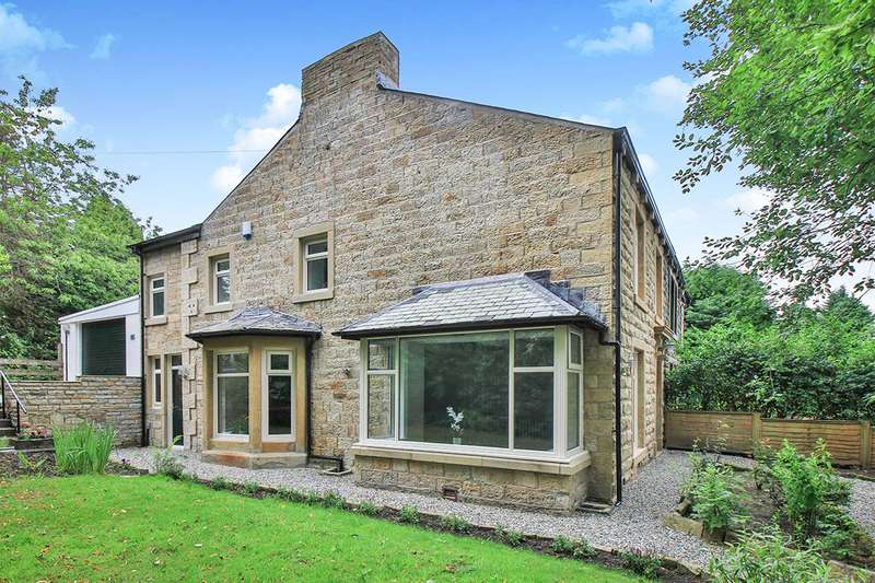 3 Bedrooms Semi Detached House for sale in Reedley Drive, Burnley, Lancashire, BB10