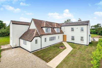 5 Bedrooms Detached House for sale in Weston Under Wetherley, Leamington Spa, Warwickshire, England