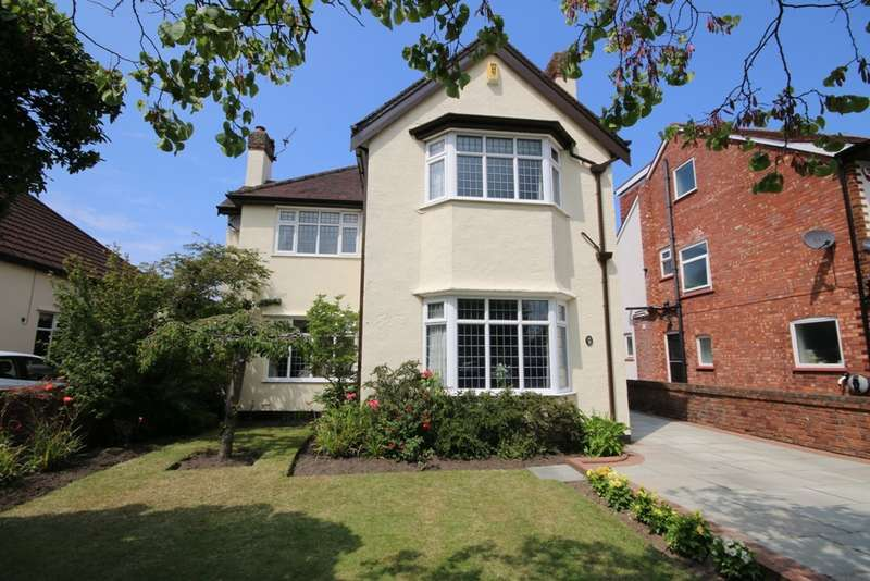 4 Bedrooms Detached House for sale in Emmanuel Road, Churchtown, Southport