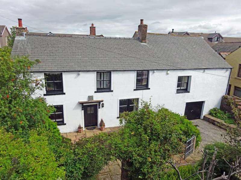 4 Bedrooms Detached House for sale in Roanhead Lane, Barrow-In-Furness