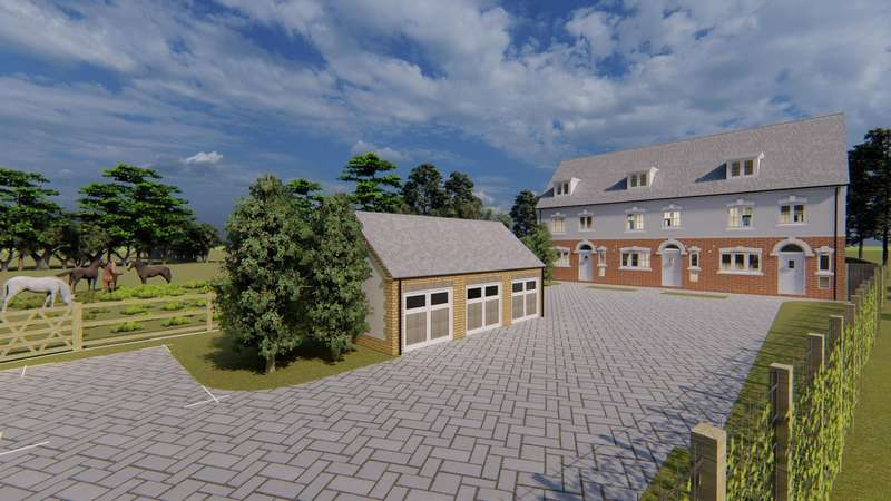4 Bedrooms House for sale in Diseworth Road, Castle Donington