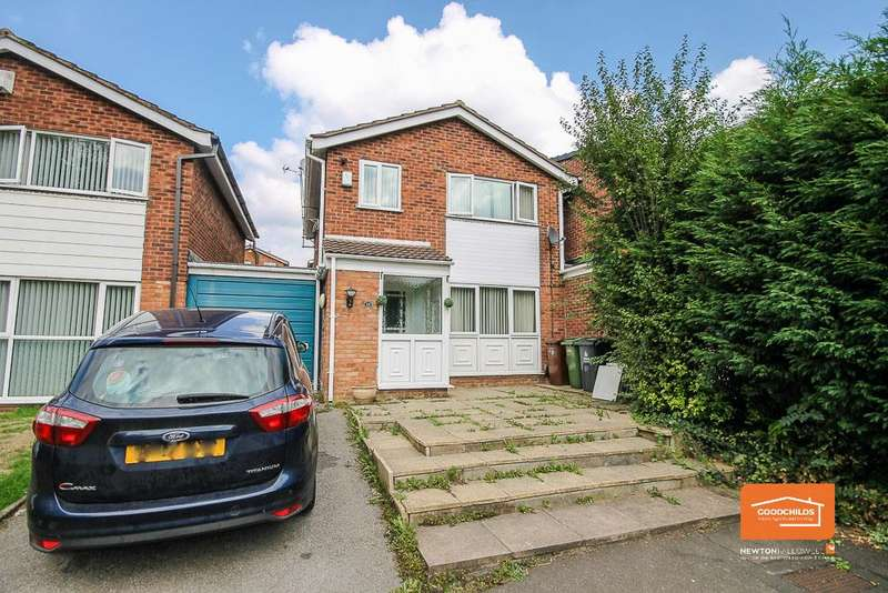 3 Bedrooms Link Detached House for sale in Harness Close, Walsall