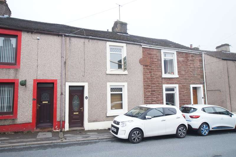 2 Bedrooms Terraced House for sale in Trumpet Terrace, Cleator, CA23