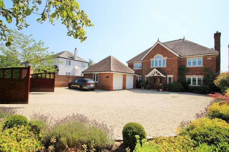 6 Bedrooms Detached House for sale in Barkham Road, Wokingham, RG41