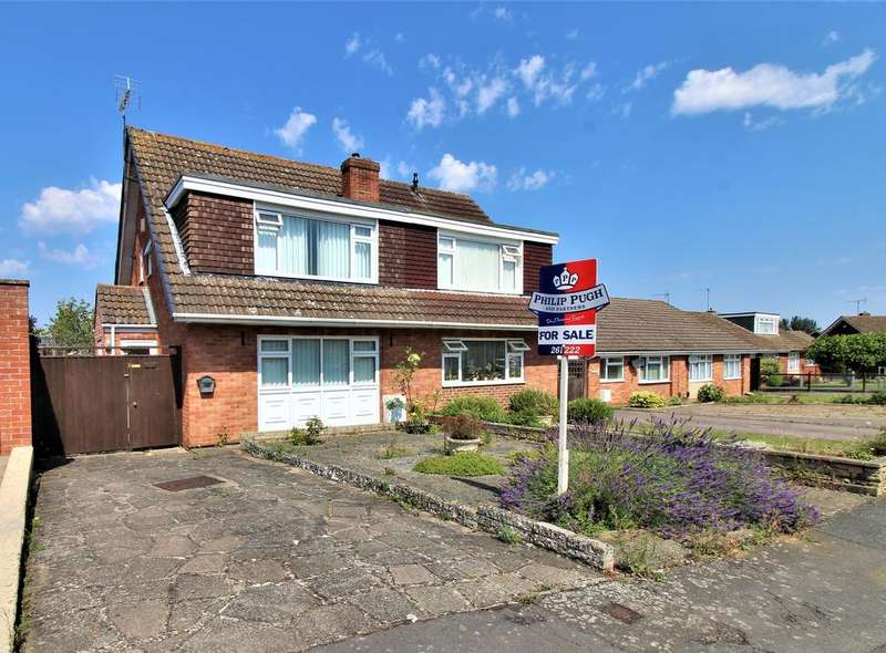 3 Bedrooms Semi Detached House for sale in SPRINGBANK, GL51