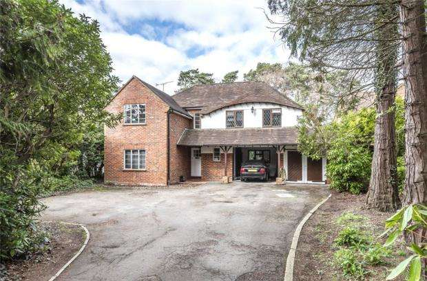 4 Bedrooms Detached House for sale in Heather Drive, Sunningdale, Berkshire