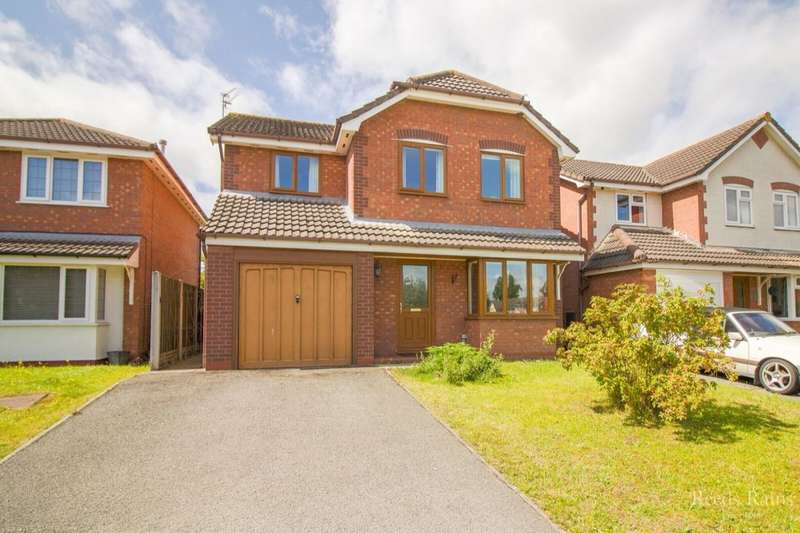 4 Bedrooms Detached House for sale in Coppice Green, Elton, Chester, CH2