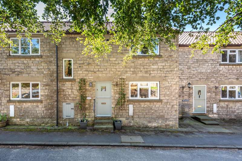 3 Bedrooms House for sale in 2 Church View, Lockton, Pickering, YO18 7PX