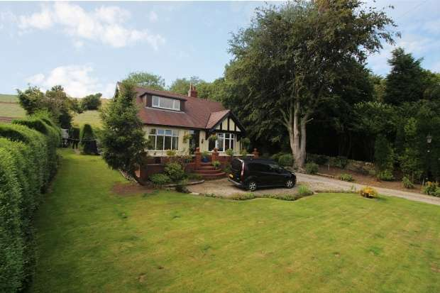 4 Bedrooms Detached House for sale in Edge Lane, Hyde, Cheshire, SK14 6SE