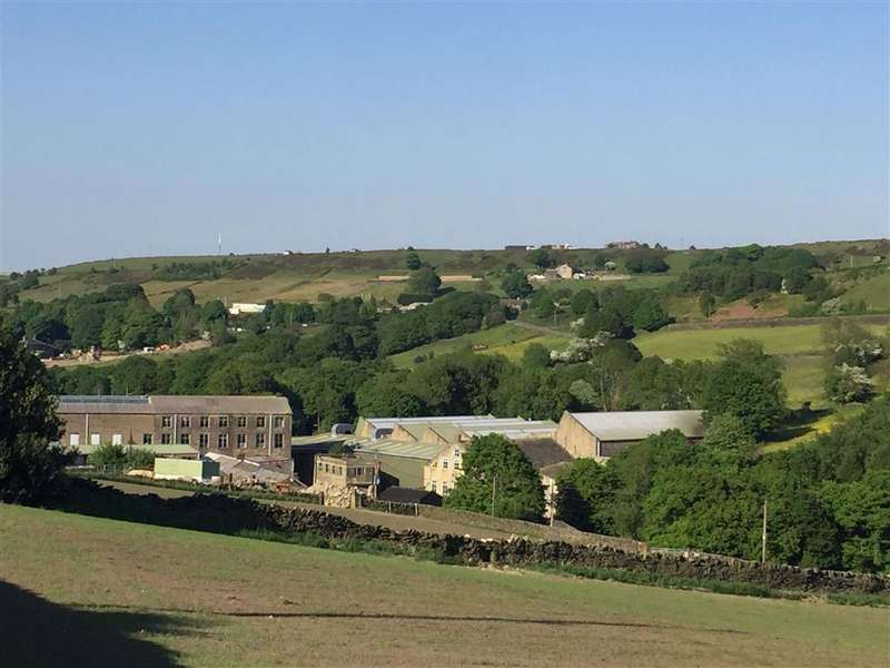 Land Commercial for sale in Choppards Lane, Cartworth Moor, Holmfirth, HD9