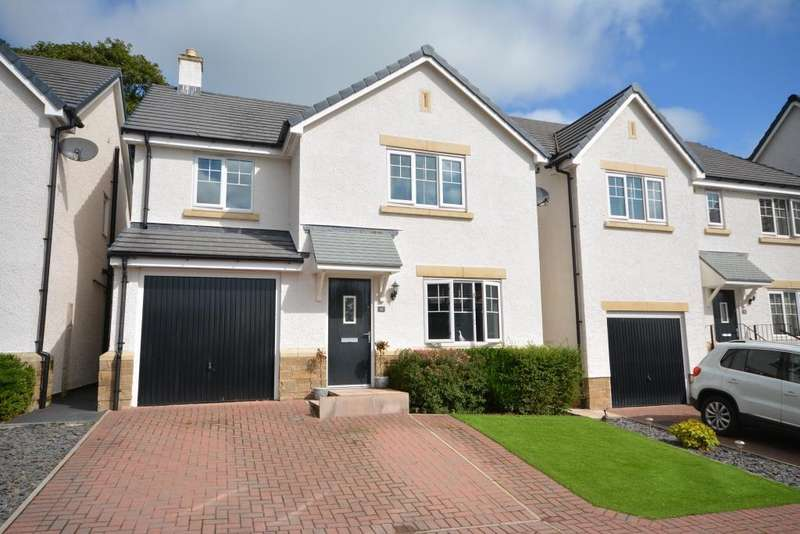 4 Bedrooms Detached House for sale in Union Close, Ulverston