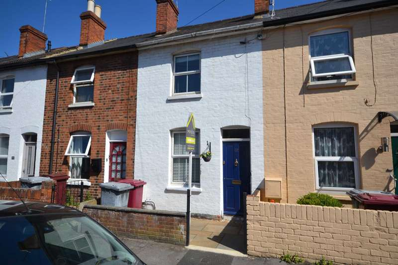 2 Bedrooms Terraced House for sale in York Road, Reading