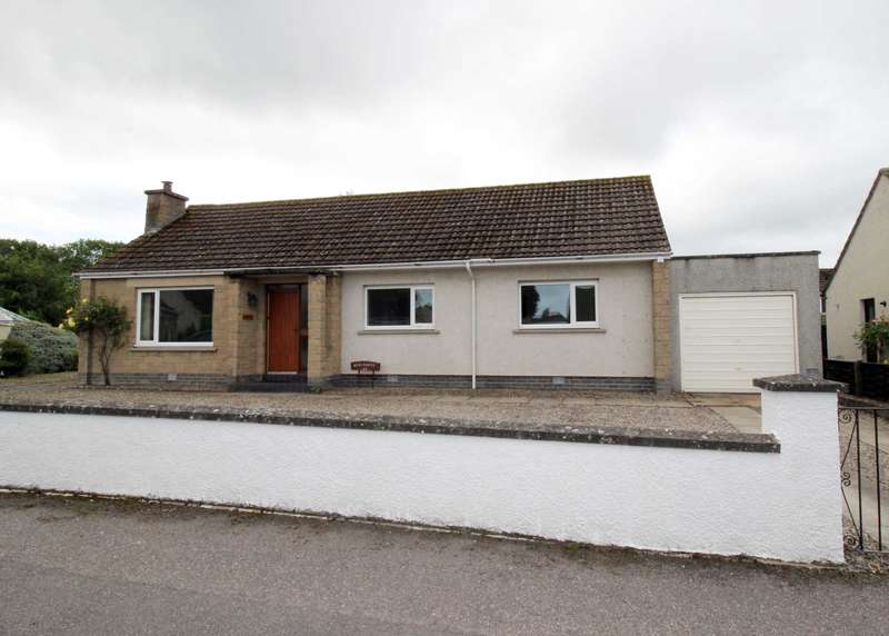 3 Bedrooms Detached Bungalow for sale in Lodgehill Park, Nairn