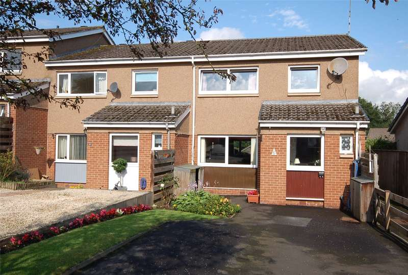3 Bedrooms End Of Terrace House for sale in 6 Douglas Crescent, Kelso, Scottish Borders, TD5