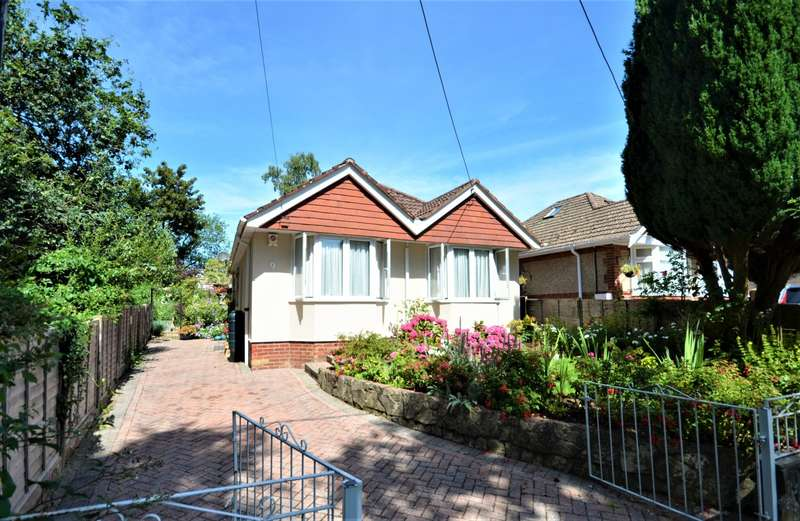 3 Bedrooms Detached Bungalow for sale in Browning Avenue, Southampton, SO19