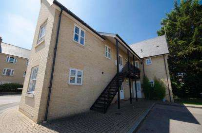 2 Bedrooms Flat for sale in Ely