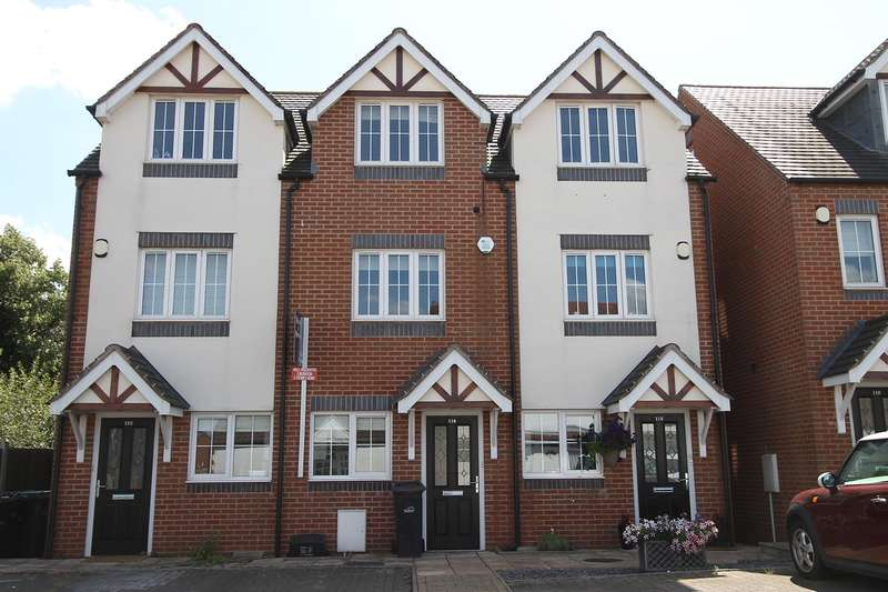 3 Bedrooms Terraced House for rent in Old High Street, Quarry Bank, Brierley Hill, DY5