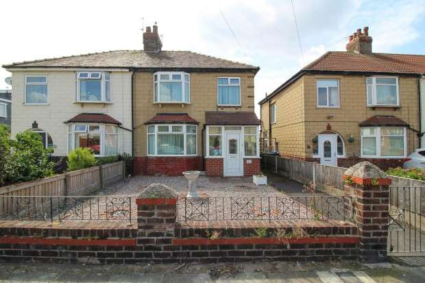 3 Bedrooms Semi Detached House for sale in Anchorsholme Lane East, Thornton-Cleveleys, FY5