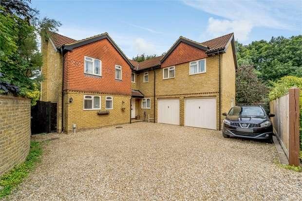 5 Bedrooms Detached House for sale in Wiltshire Grove, Warfield, Bracknell, Berkshire